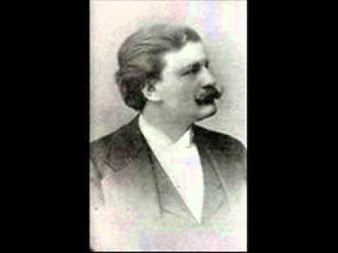 Moriz Rosenthal plays Chopin-Liszt  Chant polonais
