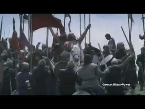 German Military | 2000 Years German War Machine | HD