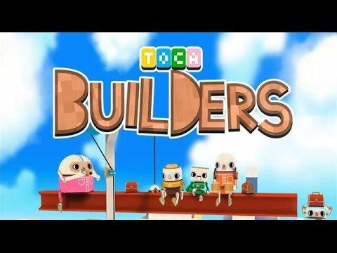 Toca Builders - Обучающая строительная игра для детей на Android(Review)