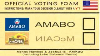 Kenny Hawkes & Joshua Iz - Amabo (Luke Solomon Remix)