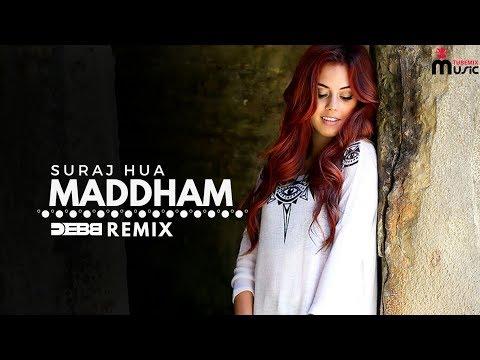 suraj-hua-maddham-(remix)-|-dj-debb-|-bollywood-retro-remix-|-tubemix-music