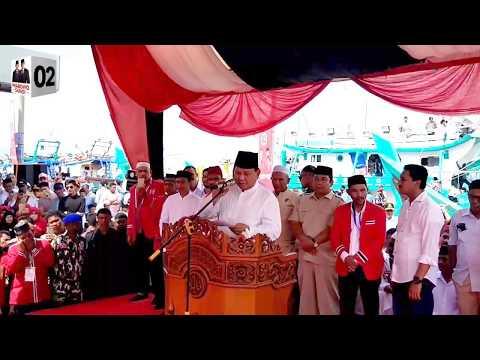 Silaturahmi Prabowo Subianto dengan Masyarakat Aceh