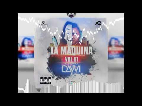 Dayvi - La Maquina Vol 1  Set Aleteo - Tribal
