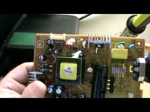 Viewsonic and Samsung Lcd screen repair