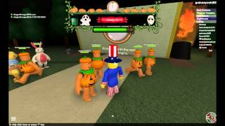 Roblox Trick-or-Traitors [Episode 1] Sexy Uncle Sam