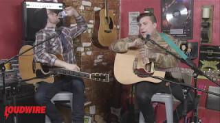 Frank Iero – acoustic set and Q&A for Loudwire [live stream rec]