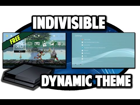 [PS4 THEMES] Indivisible Free Dynamic Theme Video In 60FPS