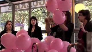 PARIS PINK LIGHT - Teaser du clip  de la soirée du 6 octobre 2011 Thumbnail