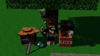 Домашний боевой паук [НЕ Пиратские приключения]