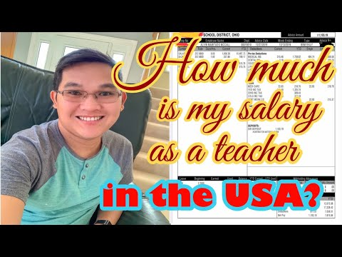 Teacher's Salary In The US | How Much Do We Make?