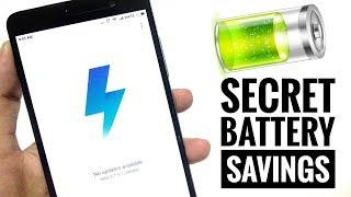 MIUI 9 Secret Battery Savings Setting - LATEST NEW*
