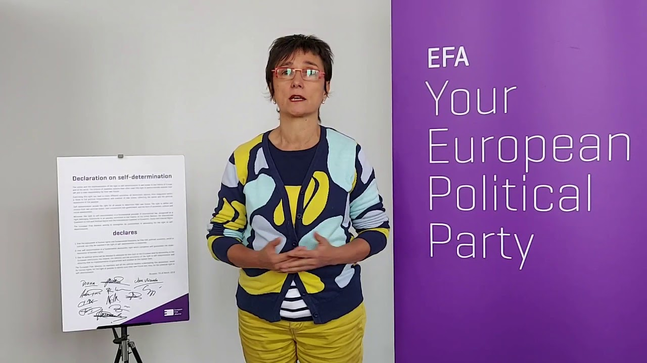 EFA's support to Peoples' Democratic Party (HDP)