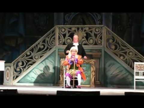 """Aria of Don Basilio (G. Rossini """"Il Barbiere Di Seviglia"""")-Vladimir Shadrov-"""