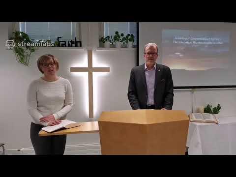 Sunnuntai / Sunday 12.4.2020 - Jeesuksen ylösnousemuksen merkitys