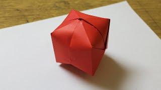 كيفية جعل ورقة بالون ينفجر
