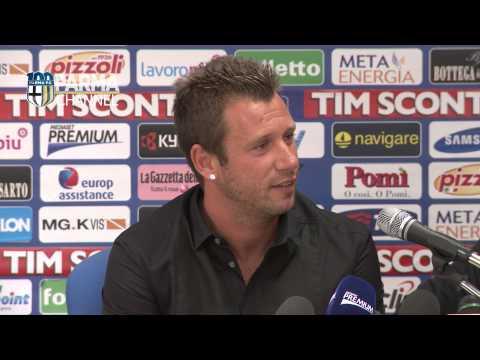 La presentazione di Antonio Cassano al Parma.Il video integrale