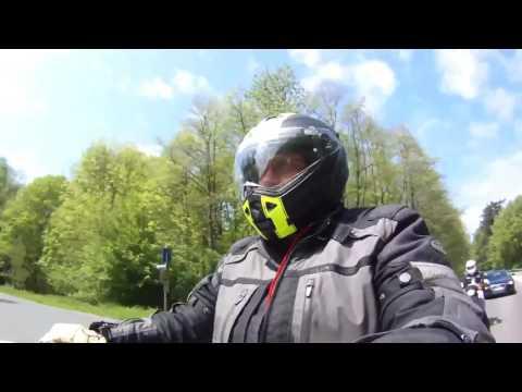 AACHEN, GERMANY -   Riding to Lichtenbusch from Aachen Germany