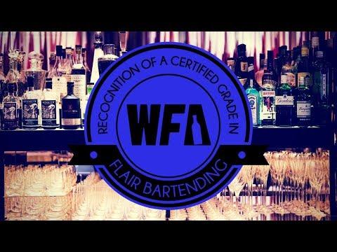 WFA Blue Grading