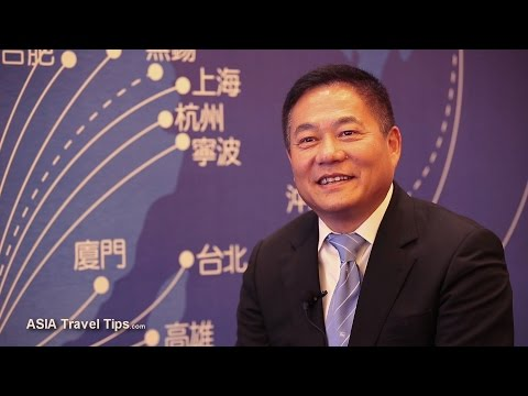 Air Macau Chairman Interview at GTEF 2015 - HD