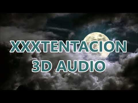 XXXTENTACION (3D AUDIO) - MOONLIGHT (Wear Headphones/Earphones)
