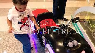 Vrumm Aluguel de Moto Elétrica é Fantástico!!