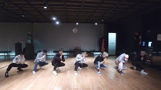 iKON - 벌떼 (B-DAY) Dance Practice (Mirrored)