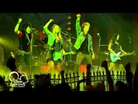 Lemonade Mouth | Here We Go Music Video | Official Disney Channel UK