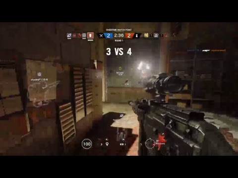 Rainbow Six Siege Ep.5 Winning