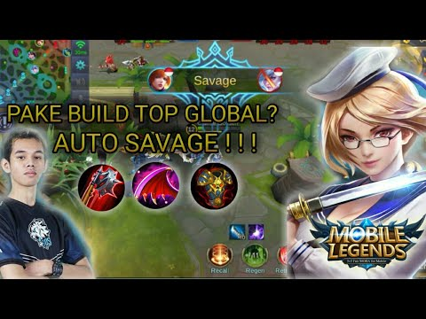 HASIL INTERVIEW OURA! FANNY BUILD TOP GLOBAL 1 ! AUTO SAVAGE
