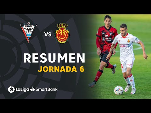Mirandes Mallorca Goals And Highlights