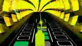 Repeat youtube video Audiosurf: Merzbow - Cannibalism of Machine
