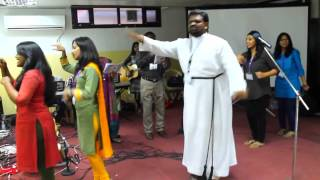 "Kuwait City Mar Thoma Sunday School VBS 2015 ""DAY-02"" Action Song.HD"