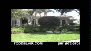 Jonathans Landing Jupiter FL Homes For Sale Driving Video Tour