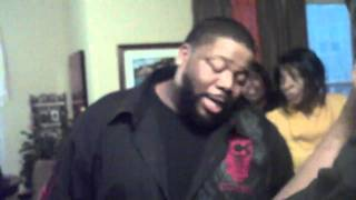 bigsteve singing made up my mind by lyfe jennings
