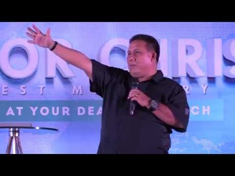 Recovering The Vision By Bishop Oriel M. Ballano