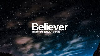 Download Imagine Dragons - Believer (Remix) [Bass Boosted] Mp3