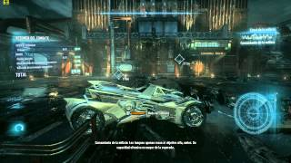 Batman: Arkham Knight | PC Gameplay | GTX 970 | Improvement for SLI config |