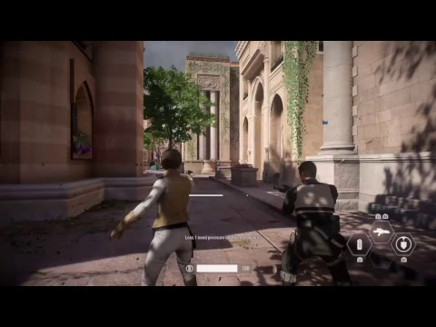StarWars Battlefront 2 Story Mode