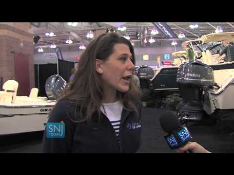 Boat Show Opens in Atlantic City