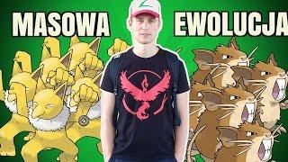 Zagrajmy w Pokemon GO (odc. #7 - PORADNIK, MASOWA EWOLUCJA I INNE)