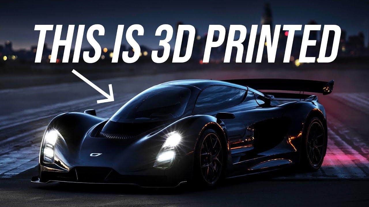 The Trillion Dollar 3D Printing Revolution