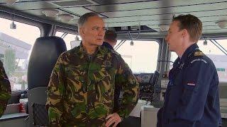Een dag mee met Commandant der Strijdkrachten generaal Tom Middendorp