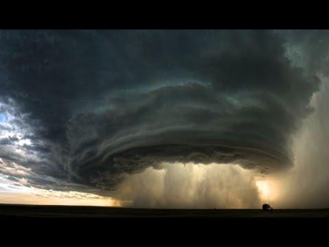 سحب غريبة أرعبت العالم | الطقس الغاضب | TOP strange clouds