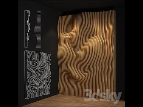 parametric wall modling tec01  YouTube