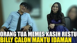 Download IBUNDA MEMES SETUJU DENGAN BILLY.. CALON MANTU IDAMAN