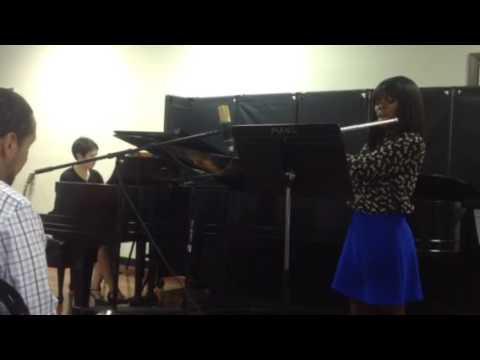 NC Music Academy Scholarship Performance