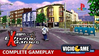🎮 Espn Extreme Games  Playstation  Complete Gameplay
