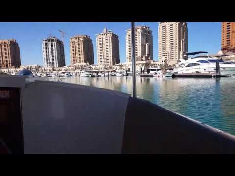 The Pearl Doha Water Taxi