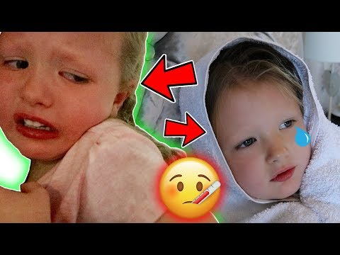 5 YEAR OLD GETS REALLY SICK!