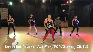 Sweet but Psycho - Ava Max/POP/Zumba/ZINTLE